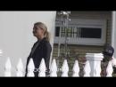 Дженнифер Моррисон и Колин О'Донохью съемки 3 августа 2016 г