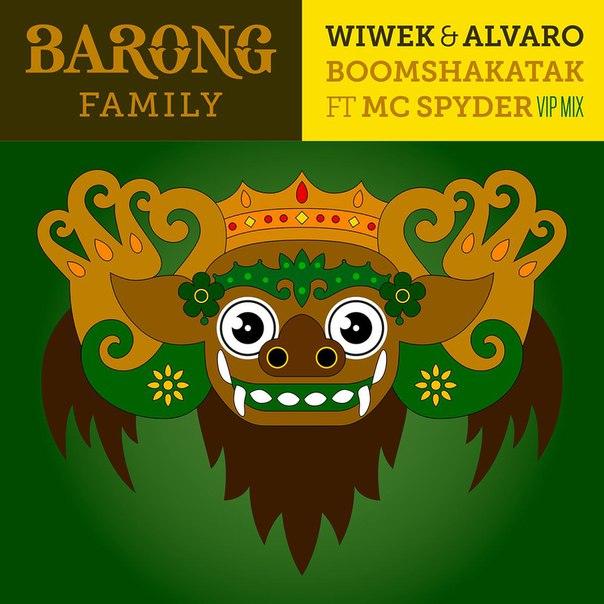 Wiwek & Alvaro feat. MC Spyder - Boomshakatak (VIP Mix)