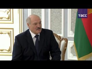 Лукашенко назвал Путина родным братом