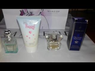 Moschino,Versace,Guerlain-Пустые MakeUp баночки