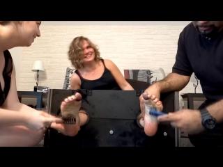 Frenchtickling Joyce Bare Feet