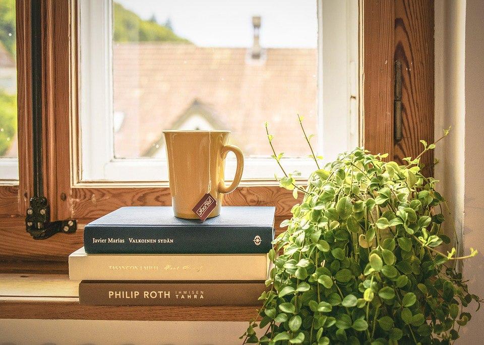 20 уютных фотографий с книгами. Часть 2