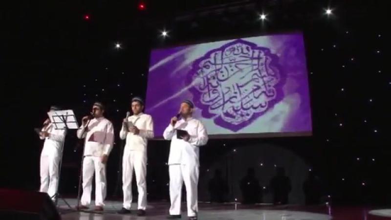 Группа Чиркей мавлид на аварском языке