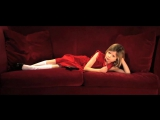 GIRL ON RED COUCH (2008), Mathieu Seiler