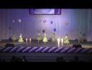 Танец воздушных шариков. Детский отчетный концерт ЮЛА. 27 мая 2016