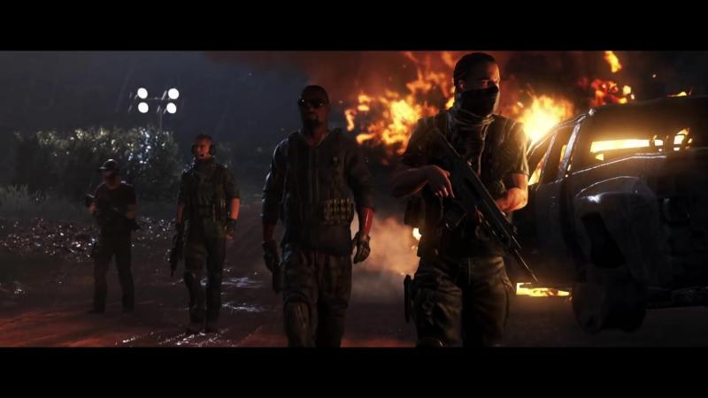 Tom Clancy's Ghost Recon Wildlands Gameplay Trailer E3 2016 Русские субтитры [1080p]