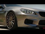 BMW M6  Gran Coupe  Vossen VFS-2