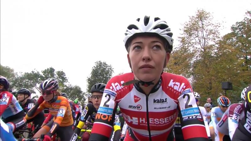 Elite Womens 201617 Telenet UCI Cyclo cross World Cup Valkenburg Provincie Limburg