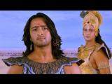 Маxабxарата - Арджуна не хочет войны и просит Кришну помочь ему.