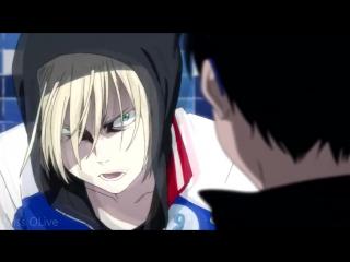 Yuri!!! On Ice _ CRACK RUS #4_Юриц на льду_аниме приколы под музыку