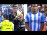 ЧИ 2013-14 | 2 тур | Малага - Барселона 0-1 | 1 тайм