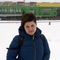Анкета Татьяна Родыгина