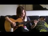 Лучшее исполнение на гитаре мелодии Metallica - Nothing Else Matters