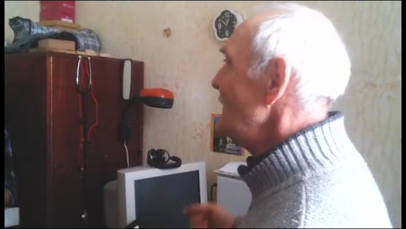I just call to say I love you Будинок престарілих. Київ