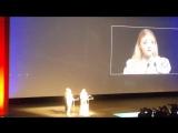 Chloe Moretz remercie les actrices qui ont compté pr elles parmi lesquelles J.Binoche ou Kristen Stewart