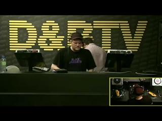 Dbtv live #100 klute b2b dom  roland  stapleton