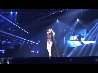 Евровидение 2016 Репетиция Армении Iveta Mukuchyan - LoveWave Eurovision 2016 Armenia Second Rehearsal