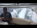 Капитан Артем на Карибском море.