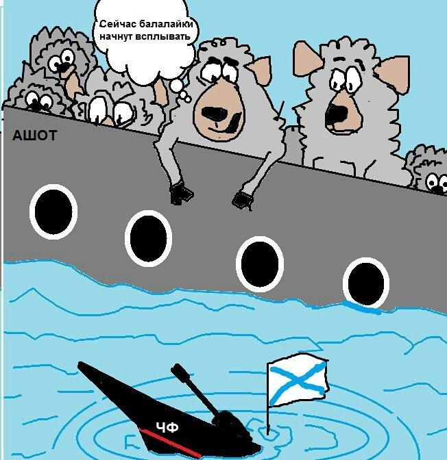 """Россия решила не поднимать со дна затонувший разведывательный корабль: """"Лиман"""" имел довольно преклонный возраст"""" - Цензор.НЕТ 3825"""