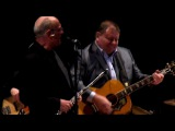 Ian Anderson with Greg Lake at Salisbury Cathedral