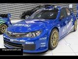 WRC Subaru Impreza WRX STi 2008