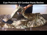 Crye Precision G3 Combat Pants Review