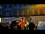 day of moscow 2016 folk song Надежда Крыгина -