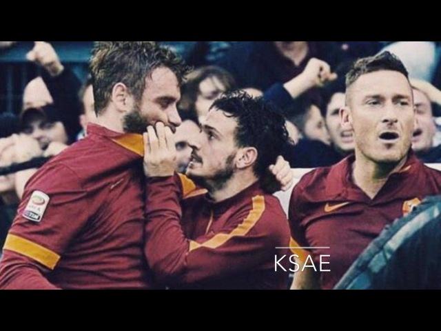 Totti,De Rossi Florenzi ~Sons Of Rome~