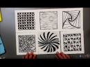 6 Optical Illusion Drawing Techniques Patterns