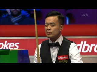 Marco Fu Fluke v Jamie Jones World Grand Prix 2017
