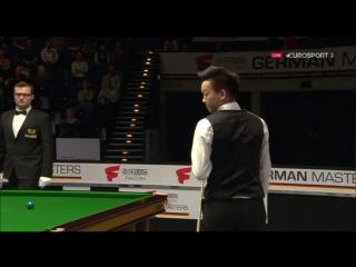 Zhang Yong Fluke v Stuart Bingham German Masters 2017