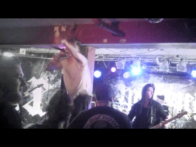 IMMINENCE - The Sickness - Live @ Hannover Chez Heinz 27.05.16