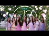 Palmolive Naturals Circle of 10 with #PalmoliveGirl Carla, Megan, and Janella
