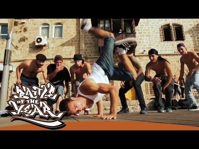 The Crews Unstoppabullz (Israel) - BOTY Finals 2016 [BOTYTV]
