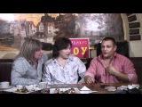 4.Валерий Юрин и Сергей Листопад на mudrov-party