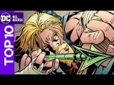 Top 10 Green Arrow Stories Youve Never Read