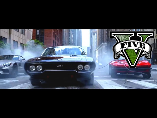 GTA V Fast And Furious 8 Trailer Remake PS4