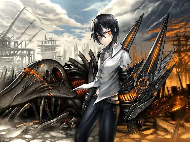 Топ 5 аниме жанра :Фэнтези