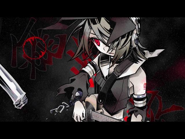 【Kagamine Rin】- Black Showtime (PTSD Version) 【Utsu-P】
