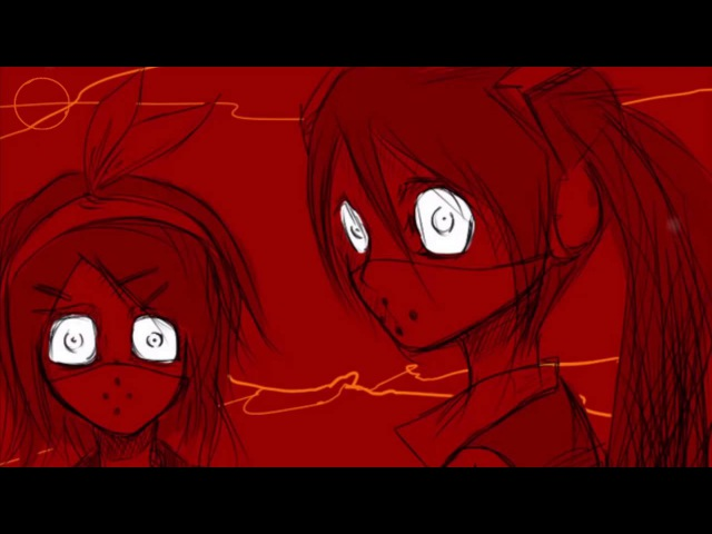 【Hatsune Miku】- Fear! The Speaker People (PTSD Version) 【Utsu-P】