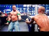 WWE John Cena vs Randy Orton Brutal and Bloodies Match (Ironaman Match)