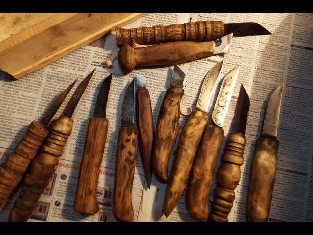 Из чего и как сделать резаки - топорик и косяк. Инструмент для резьбы по дереву своими руками bp xtuj b rfr cltkfnm htpfrb - njg