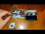 Станок для намотки трансформаторов. Часть 4. Электроника.