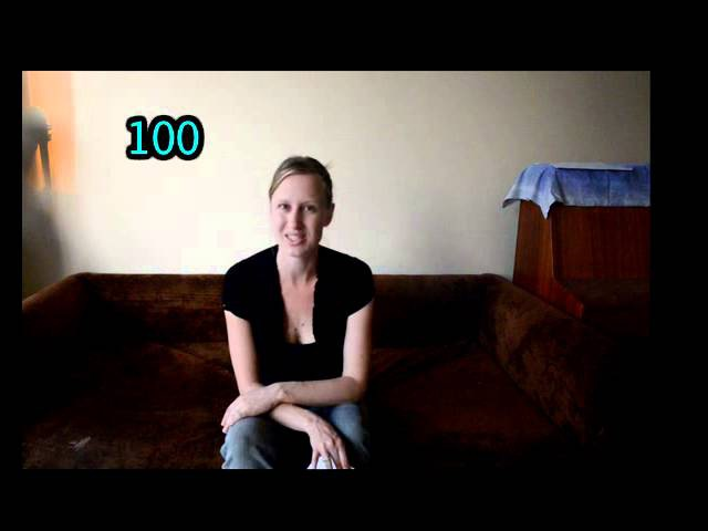 Learn Afrikaans no. 7. Count from one to a million in Afrikaans. Fun and Easy!