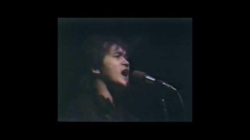 Виктор Цой-USA. 25.01.1990