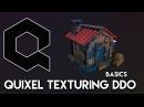 Quixel Basic DDO Texturing Tutorial