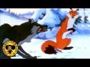 Лиса и волк kbcf b djkr