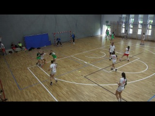 Organising of the offence: ideas, areas after transition wings- centre back by EHF Lecturer R. Brack