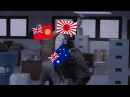 [HOI4] When 3 Players Play Italy, Germany and Japan Against AI