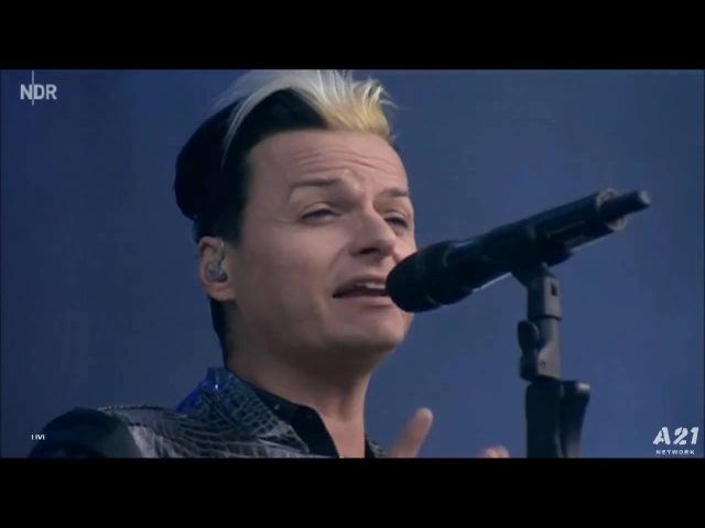 Lacrimosa - Schakal (Live in M'era Luna Festival 2016 - Main Stage)